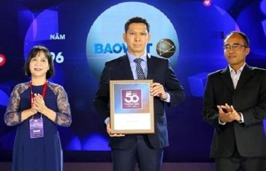 Bảo Việt - Thương hiệu 5 năm liên tiếp dẫn đầu ngành bảo hiểm