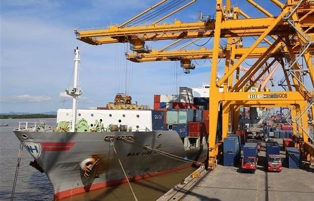 Cảng Hải Phòng triển khai 3 dịch vụ trên hệ thống E-Port