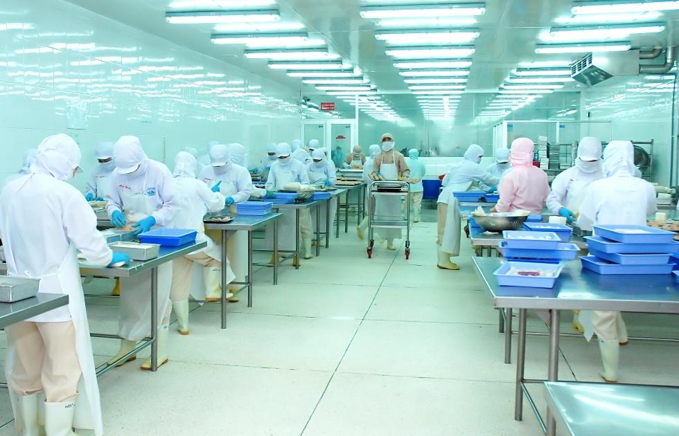 Gần 700 doanh nghiệp đủ điều kiện xuất khẩu thủy sản vào Đài Loan
