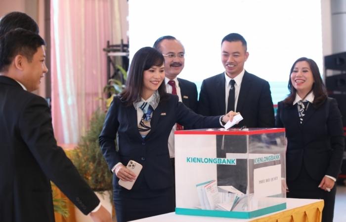 Ngân hàng Kiên Long thông qua kế hoạch lợi nhuận 1.000 tỷ đồng