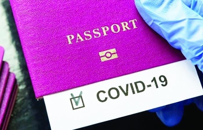 """Doanh nghiệp chờ đợi  thông hành  tấm """"hộ chiếu vắc xin"""""""