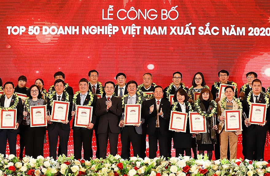 Agribank TOP10 Doanh nghiệp lớn nhất Việt Nam năm 2020