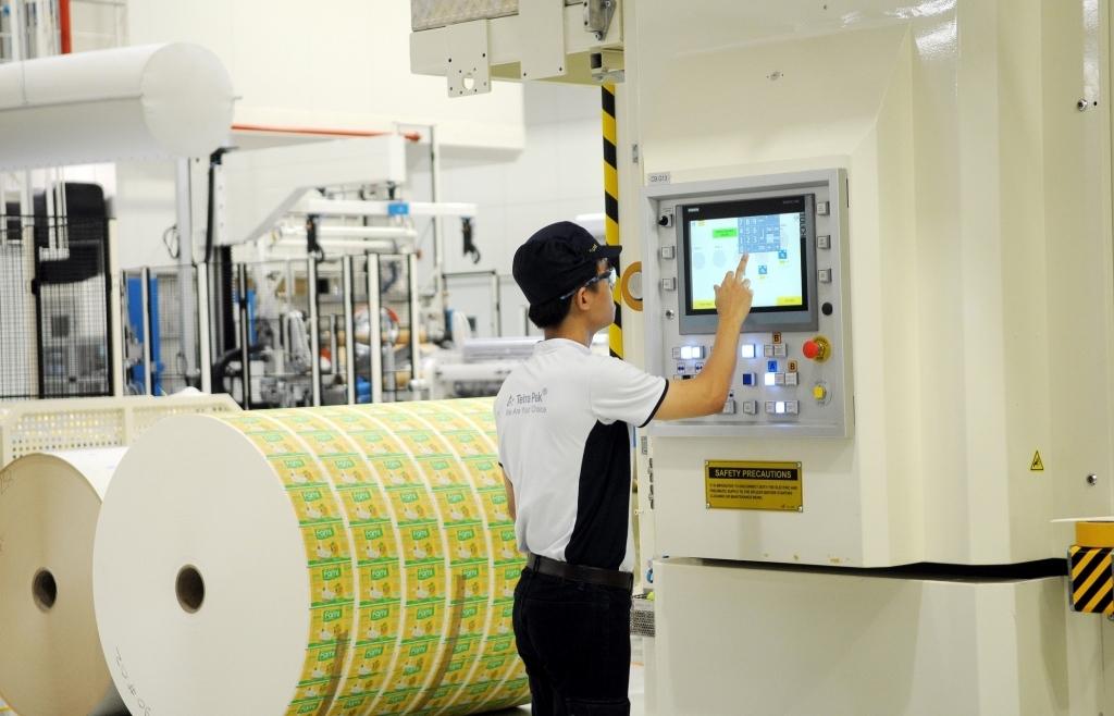 Tetra Pak đầu tư mở rộng, tin tưởng kinh tế Việt Nam sớm phục hồi sau đại dịch